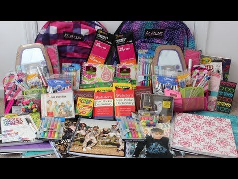 Another HUGE Back to School GIVEAWAY!!  ft. One Direction, Justin Bieber, Hello Kitty +more!