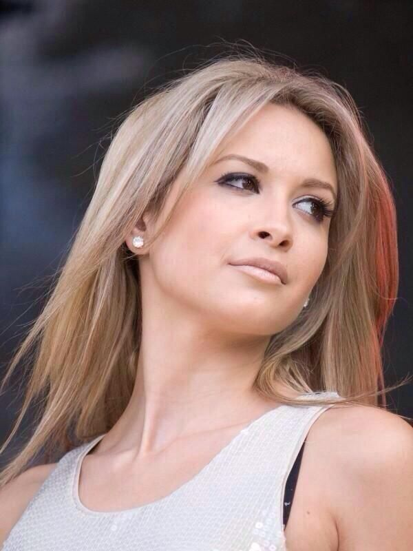 Mandy Capristo, Mesut Özil's Girlfriend - You can see why he only has eyes for her.