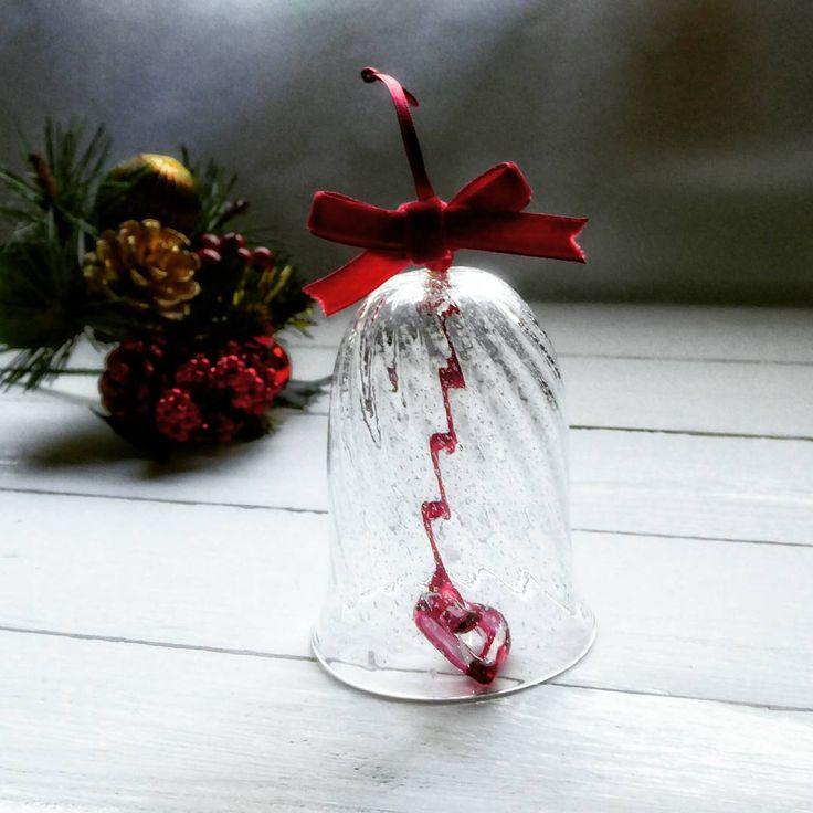 いいね!39件、コメント1件 ― Junko Gokitaさん(@jgokita)のInstagramアカウント: 「クリスマスベル販売中  #クリスマスオーナメント  #ベル #オーナメント #ツリー #銀 #ベルベットリボン #christmasbell #bell #ornament #velvet…」