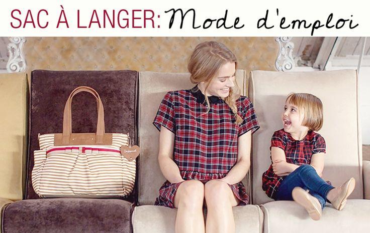 Bien pratique et surtout très utile à l'approche de la naissance de votre enfant, le sac à langer offre de multiples fonctions très pratiques.