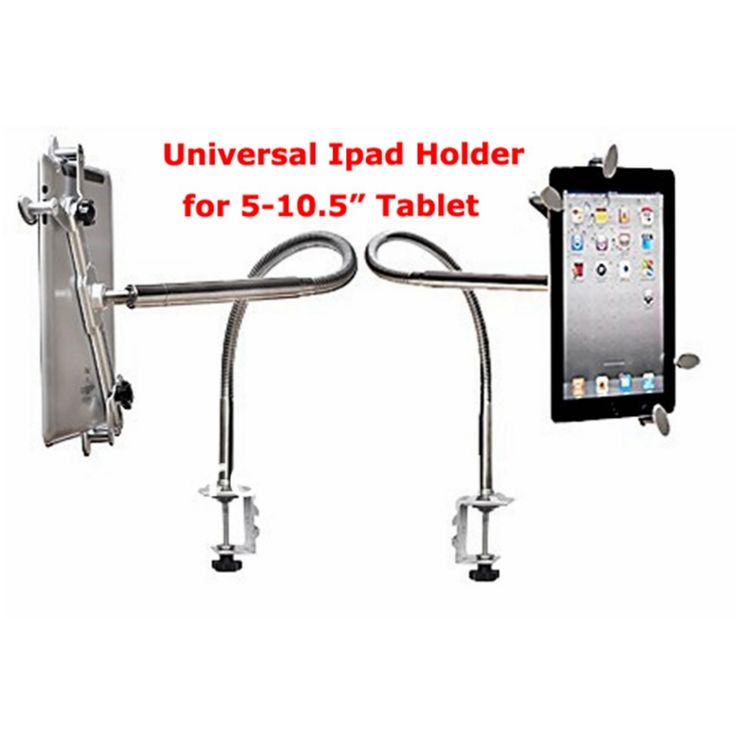 High quality 80cm Soft Pipe metal holder Car Desk Bed Stand Mount Bracket For Mobile ipad 1 2 3 4 mini AIR galaxy tab tablet PC