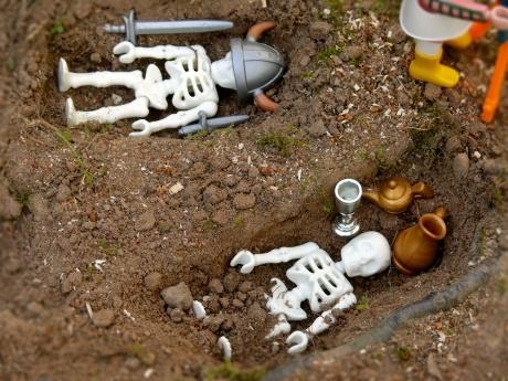 Diorama Playmobil – MAJ | Bonne Pioche !