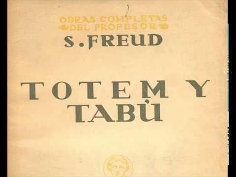 AUDIOLIBRO COMPLETO EN ESPAÑOL / Totem y tabu /  Sigmund Freud / LIBROS ...