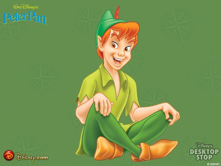 Peter Pan -☺