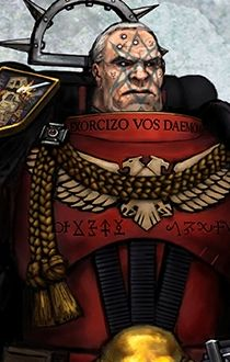 Silas Alberec, Chapter Master of the Exorcists, Wielder of the Hellslayer, Keeper of Vigils #warhammer #warhammer40k #wh40k