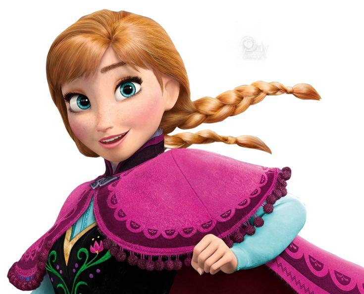 Frozen Anna Background Hd