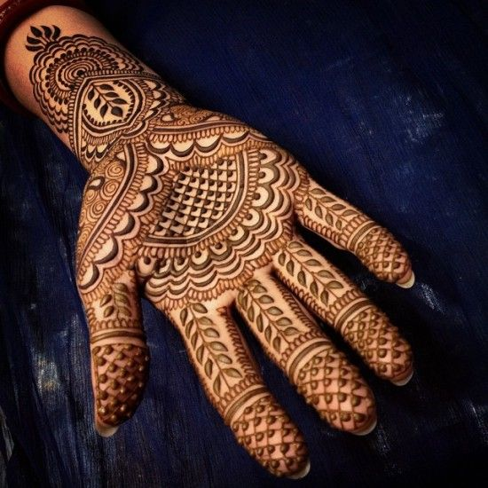 Mehndi Design Inspiration