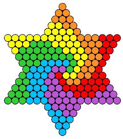 Rainbow_Swirl by Silverwolf00000 on Kandi Patterns