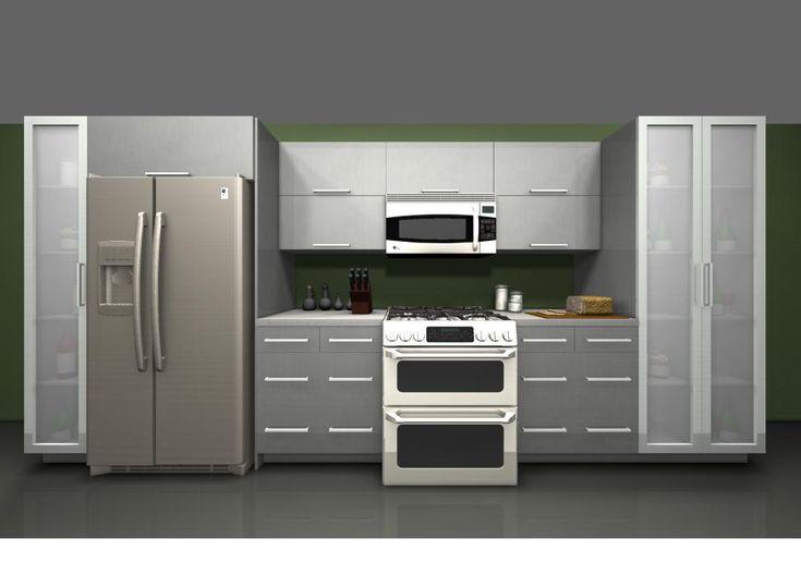 38 Ikea Refrigerator Panel Ideas In, Ikea Refrigerator Cabinet