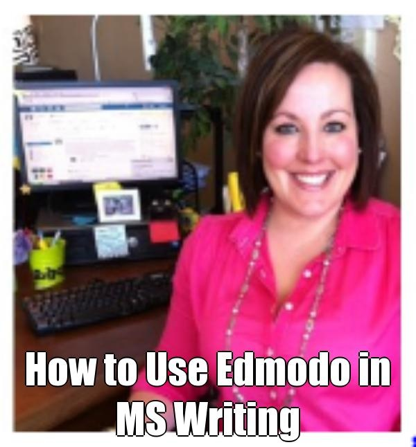 A 7th grade ELAR teacher at Hillsboro Jr. High in Texas explains how she uses Edmodo to make her class time more valuable.