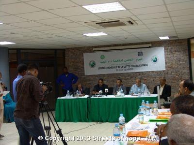 Célébration de la Journée mondial de la lutte contre la rage | World Rabies Day in Mauretania