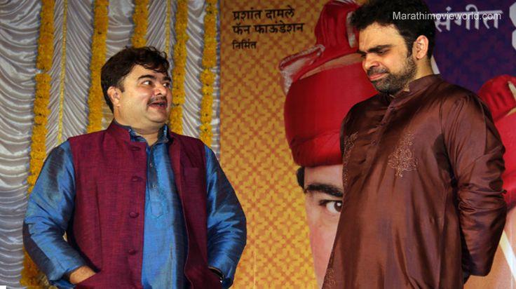 'Sangeet Sanshaykallol' to be revived with a new look.. Prashant Damle, Rahul Deshpande, Directed by Nipun Dharmadhikari, Marathi Natak