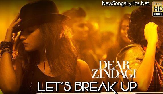 Let S Break Up Song Lyrics Song Lyrics Breakup Songs Songs Download new mp3 songs online, free latest hindi, bollywood, movies. pinterest