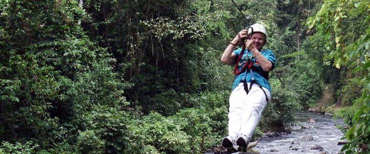 Arenal Canopy Tour - Paraiso Rain Forest Zip Line