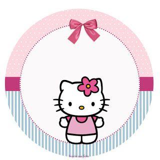 Kit Imprimible GRATIS Hello Kitty