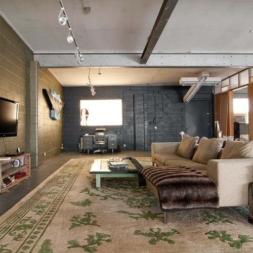 Unfinished Basement Ideas, Pictures, Remodel And Decor