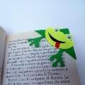 bookmarks: Bookmarks Alia Preston, Http Bit Ly Ibdpfn Bookmarks, Corner Bookmarks, Froggy Bookmarks, Crafts Bookmarks, Bookmarks Felt, Frogs Bookmarks, Bookmarks Great Ideas, Alia Preston Bookmarks
