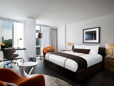 Thompson Toronto Hotel, a Stylish Luxury Boutique Hotel in Ontario, Canada
