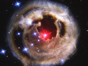 Снимки с Хаббла.