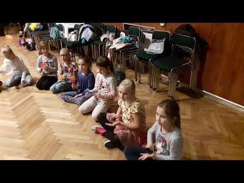 instrumentalizacja- Level polka - Zajęcia taneczne grupa ABRAKADABRA - YouTube