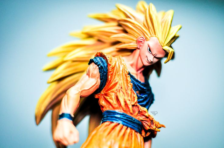 Super Saiyan 3 Son Goku by Phaultography  on 500px