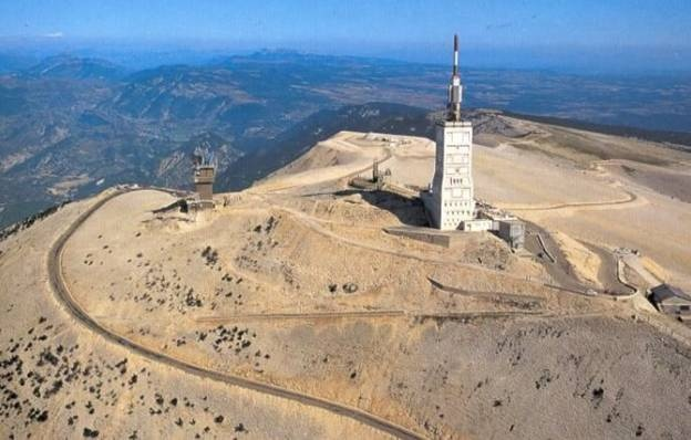 Mont Ventoux  Reached the top, will come back next year!