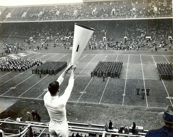 At the Army vs Navy game in Philadelphia (1953) Army vs