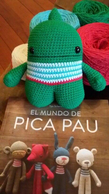 Del libro Pica Pau de Yan.