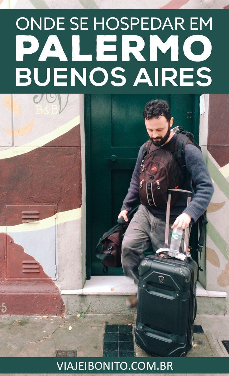 Onde se hospedar em Palermo, o bairro mais legal de Buenos Aires