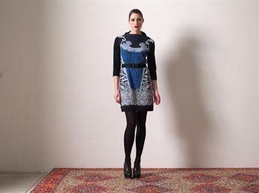 Fehu Knitted Dress - £199 GBP Style number 52507 http://thelittleblackdressboutique.co.uk/products/188670--fehu-dress-52507.aspx