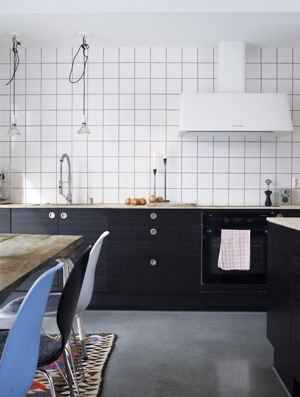 A newly build home that dreams are made of. Photo: Patric Johansson. Stylist Myrika Bergqvist. Birkaboo.