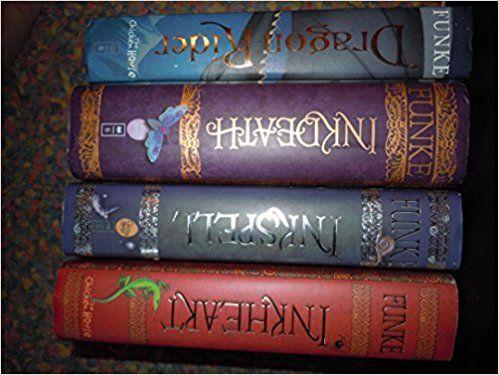 52 best books for aden images on pinterest magic tree houses book set of 4 inkheart inkspell inkdeath dragon rider books cornelia funke fandeluxe Choice Image