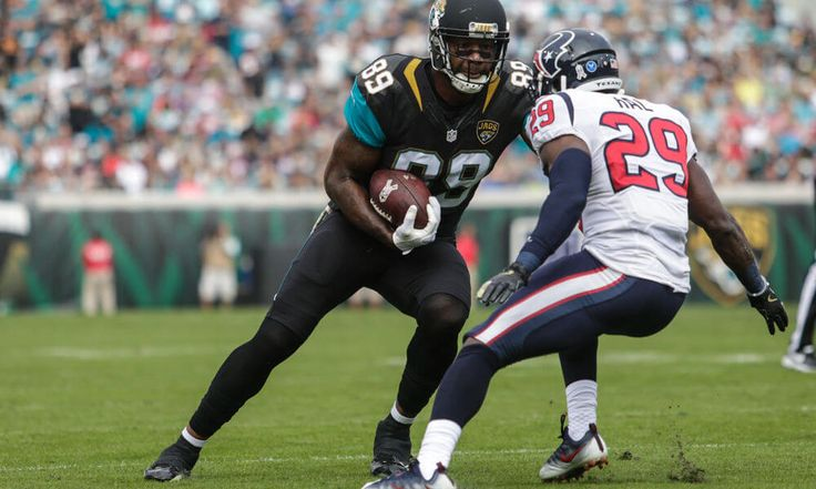 """Marcedes Lewis says Jaguars will go where Blake Bortles takes them = Jacksonville Jaguars tight end Marcedes Lewis said during an interview with Pro Football Talk that the team will go as far as quarterback Blake Bortles will take them. """"The biggest thing with....."""