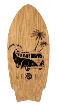 Sandfish Skimboard