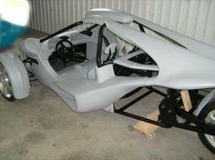 Reverse Trike Frame Design | reverse trike frame design