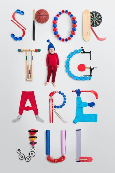 Carl Kleiner collaboration with Evelina Kleiner #photography for Intersport #campaign.
