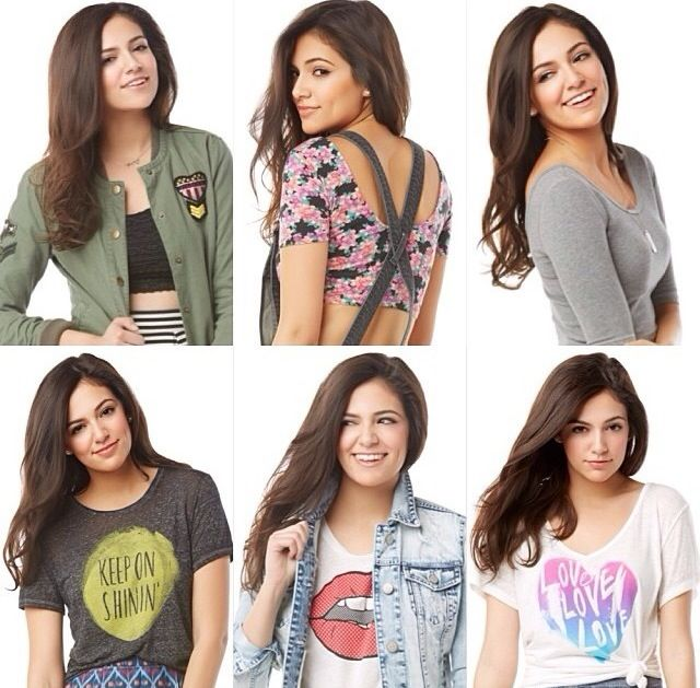 Bethany Mota spring clothing line <33333 is perfection