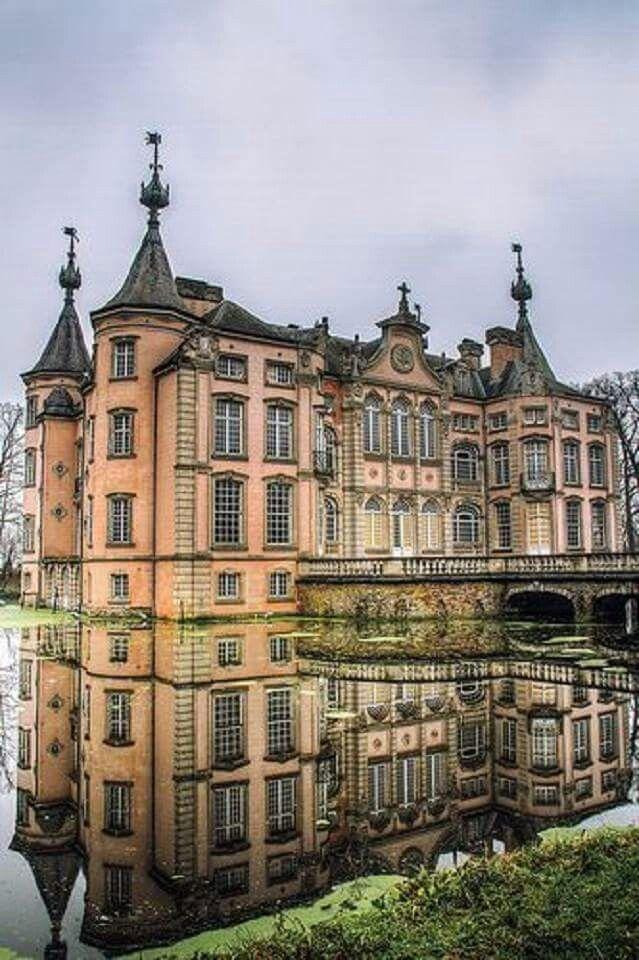 Poeke Castle in East Flanders, Belgium   Wonderf