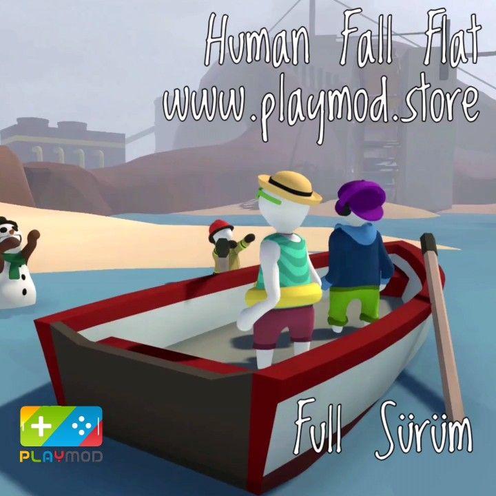 Human Fall Flat Apk Indir Full Son Sürüm Uygulamalar Komik Oyun