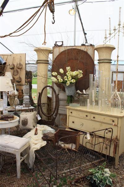 Round Top Antiques Fair - Texas