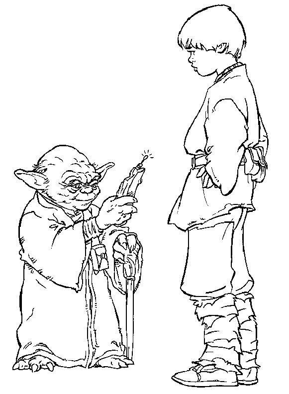 54 best Star Wars Coloring Pages images on Pinterest Adult