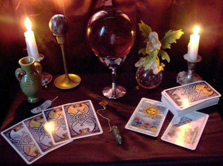 Descubre lo que te depara el destino con las cartas del Tarot ! Lectura de Tarot Celta GRATIS!!