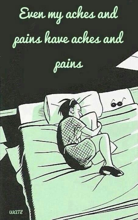 #ChronicPain #SadTruths #RelatableChronicIllness