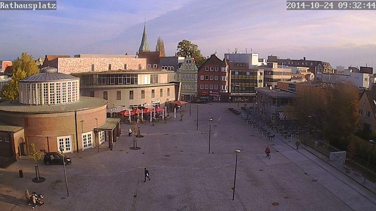 Der Himmel über #Delmenhorst #Niedrsachsen #Wetter