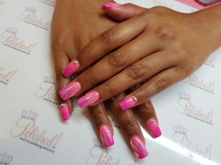 Spring nails 😊