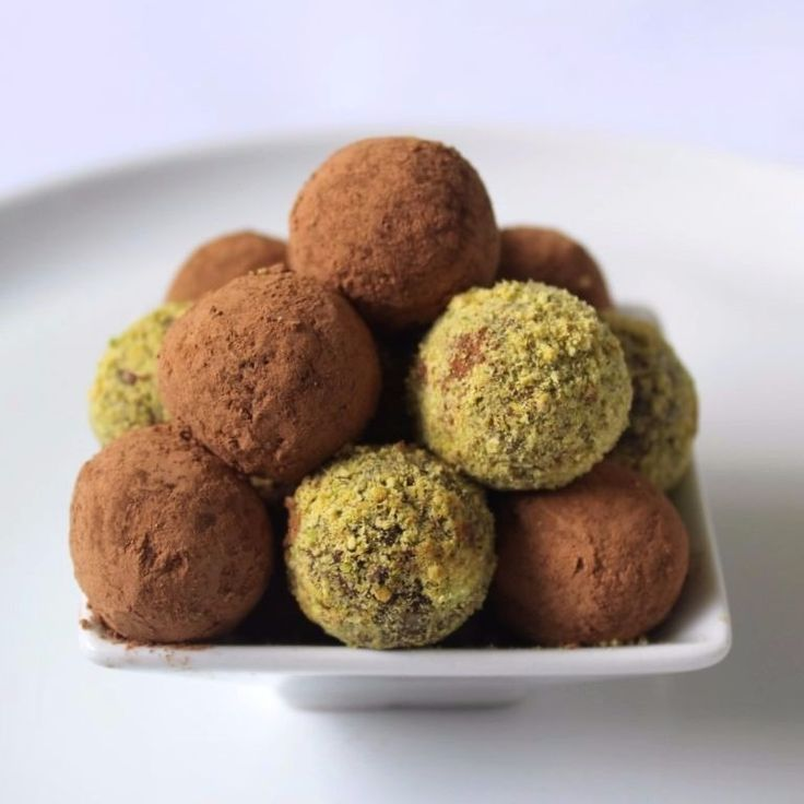 Chocolate Truffles Plantlab Culinary