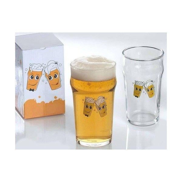 ¡Que divertido! Nuestro vaso de cerveza happy incluye el envoltorio y la tarjetita. #vasoHappy #cerveza #vasodecerveza #regalosoriginales #detallesparaboda