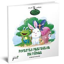 Povestea prietenilor din pădure - Lucia Muntean - Varsta 2-4 ani; O carte despre prietenie, așa cum este ea descoperită spontan de copii. Deși sunt diferite unele de celelalte ca obiceiuri și preferințe de joacă, personajele adorabile colorate de Oana Ispir se întrec în propuneri năstrușnice și fapte bune până când, la finalul unei zile pline de aventuri, realizează că a fi împreună e mult mai interesant decât a fi la fel.