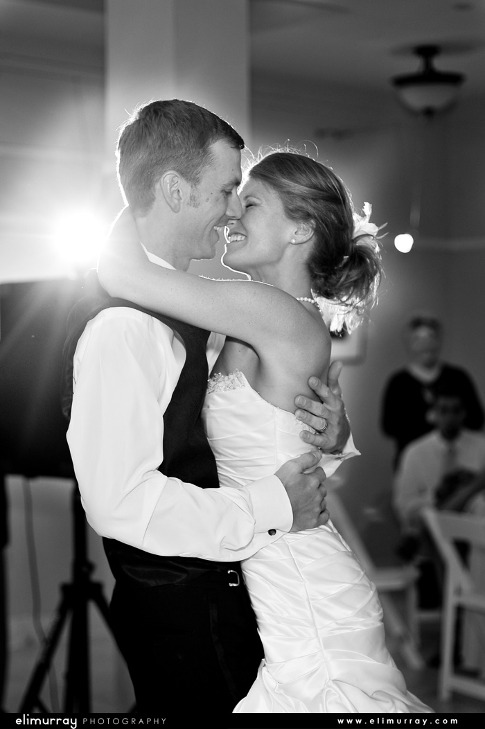 Emotional First Dance Backlit Photo By Eli Murray Weddings Wedding Lessons