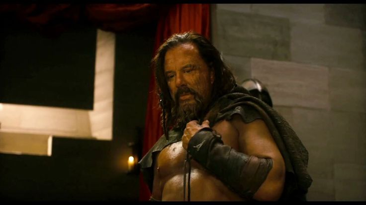 Mickey Rourke - Immortals | King Hyperion